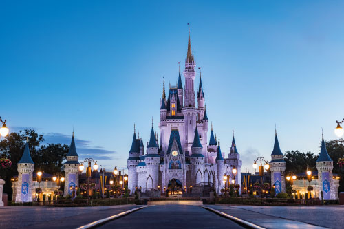 Walt Disney World Ingresso de 08 dias Park Hopper Option